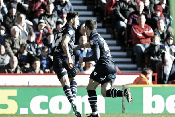 Middlesbrough 0-1 Leeds: visitors shock leaders Boro with narrow win