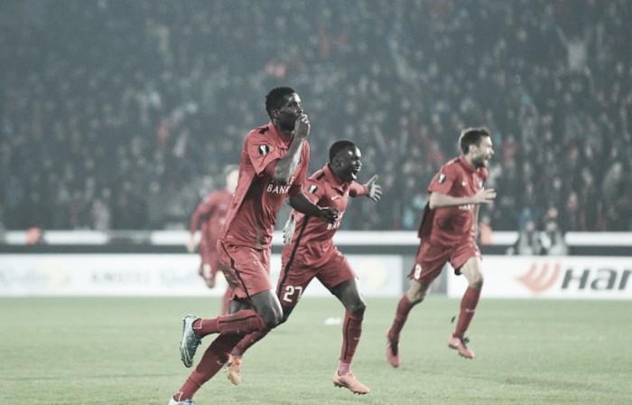 FC Midtjylland 2-1 Manchester United: Red Devils stunned in Denmark despite Depay's opener