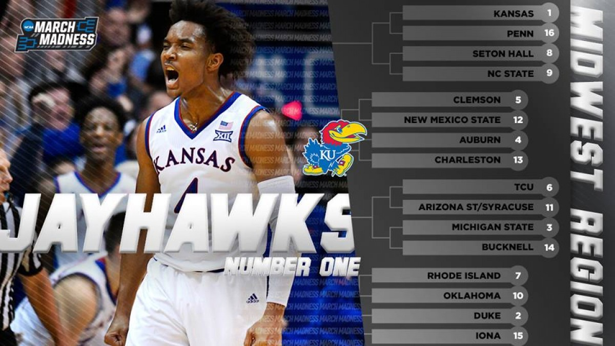NCAA March Madness - Le squadre premiate dalla Selection Sunday: le wild card nel Midwest
