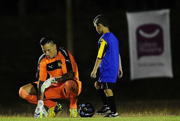 El granate venció a Peñarol por penales