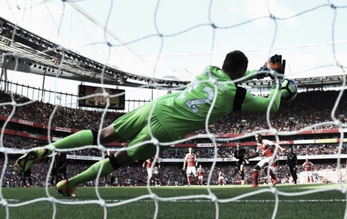 "Simon Mignolet: Liverpool defended ""really well"" against Arsenal despite conceding three goals"