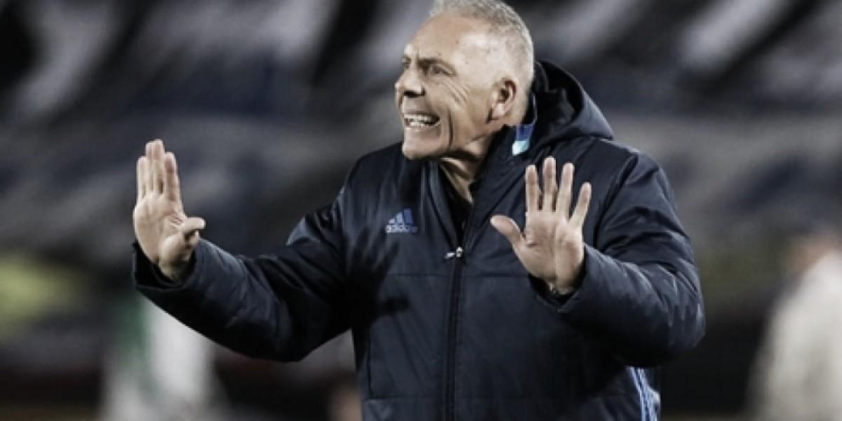 """Miguel Ángel Russo: """"Una virtud que tiene este equipo es su fuerza"""""""