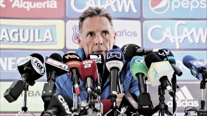 """Miguel Ángel Russo: """"Estamos para jugar permanentemente"""""""