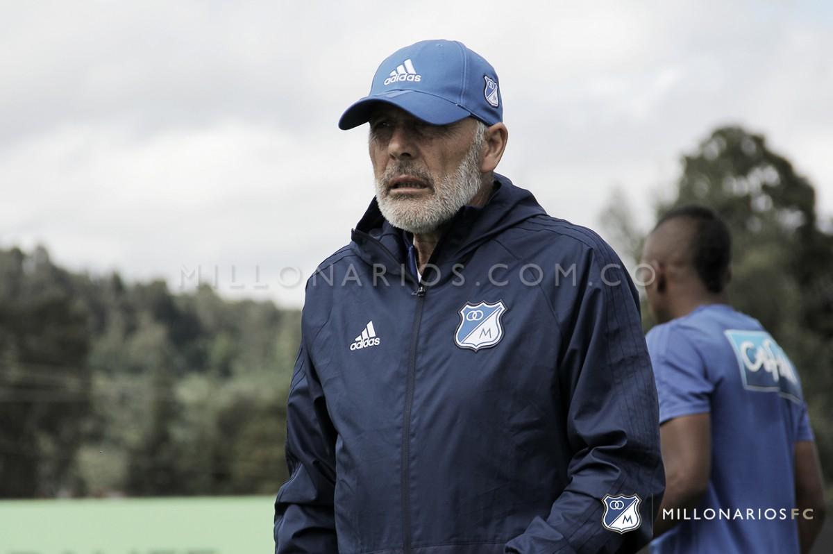 """Miguel Ángel Russo: """"Se ha realizado una pretemporada dura y fuerte"""""""