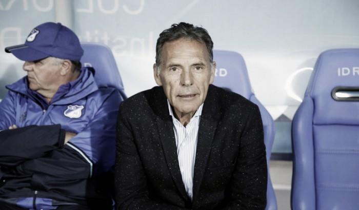"""Miguel Ángel Russo: """"Buscaremos los puntos de visitante que son los que necesitamos"""""""