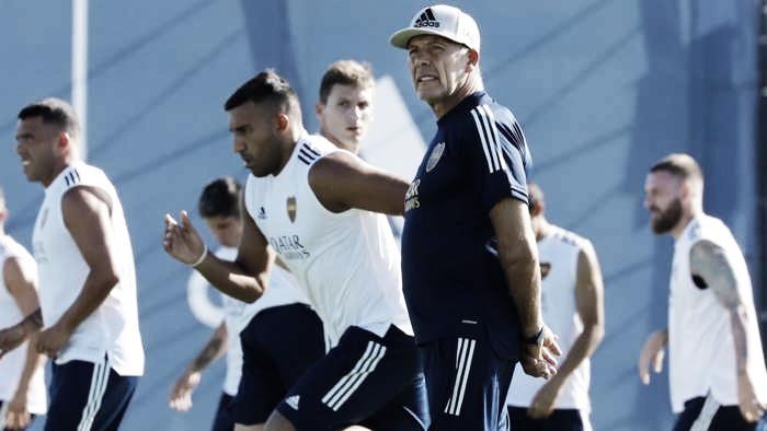 Boca Juniors comienza entrenamientos buscando la puesta a punto