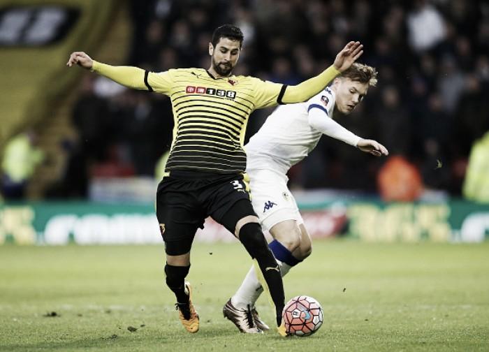 Britos expresses happiness at Watford's team effort