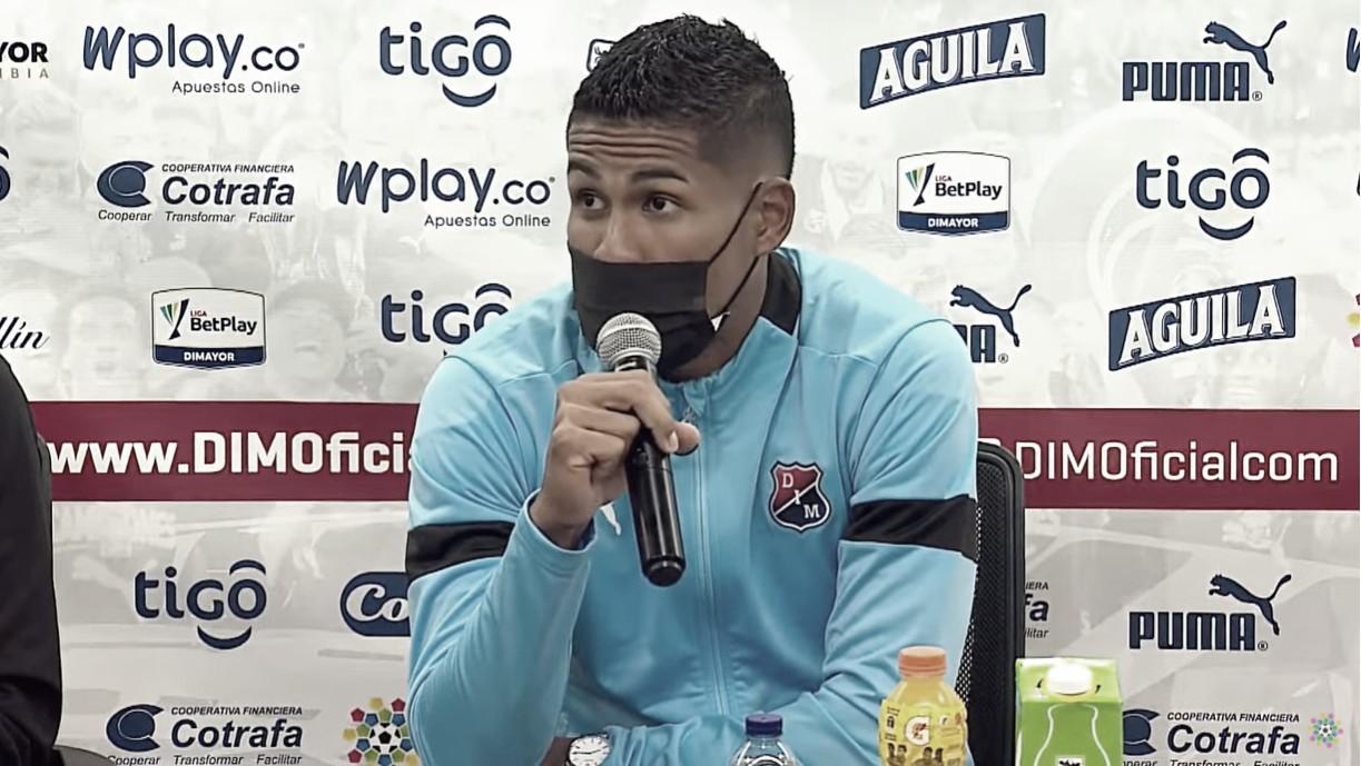 """Miguel Camargo: """"Debutar con victoria es algo importante"""""""