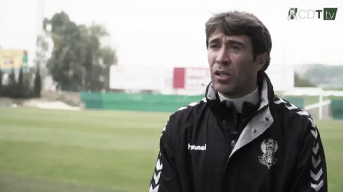 """Miguel Falcón: """"No hay nadie que tenga más ilusión que yo en estos momentos"""""""