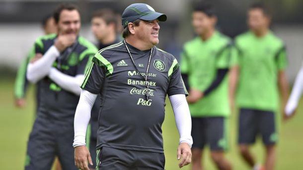 """Miguel Herrera: """"El equipo lo hizo bastante bien"""""""