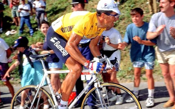 Tour de Francia 1995: Miguel Indurain entra en la leyenda