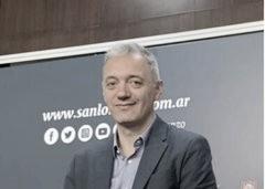 """Mastrosimone: """"Es muy bueno verlo trabajar a Mariano Soso"""""""