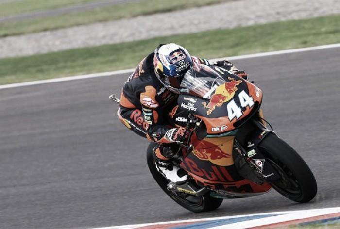 MotoGP, Oliveira prova la KTM: promozione in vista?