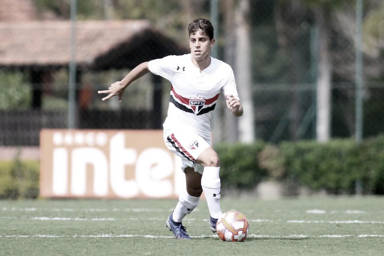 Atacante do Internacional e meia do São Paulo chegam para os times Sub-15 e Sub-17 do Avaí