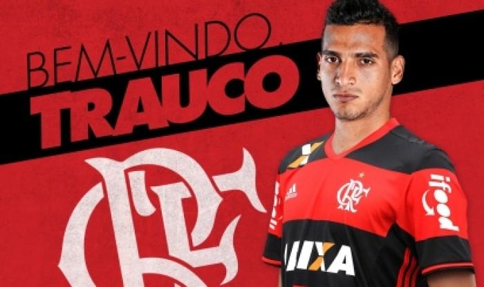 Miguel Trauco é anunciado como primeiro reforço do Flamengo para 2017