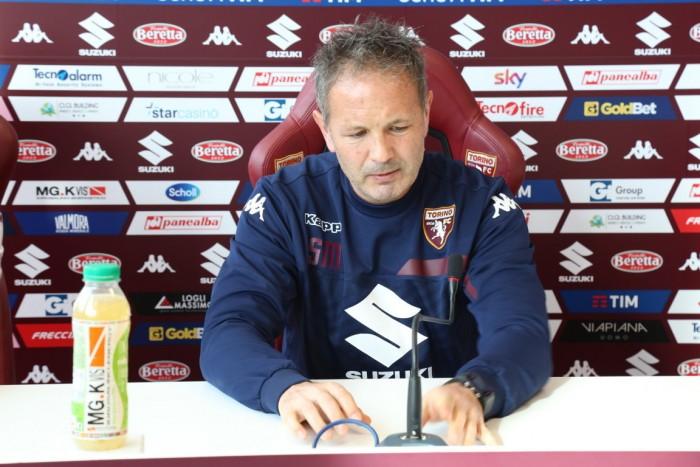 """Torino, Mihajlovic: """"Sono molto soddisfatto del lavoro svolto. Belotti? E' sereno e tranquillo"""""""
