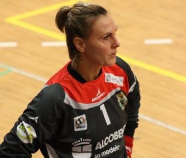Michela Ciobanu, entrenadora de lujo para el Alcobendas
