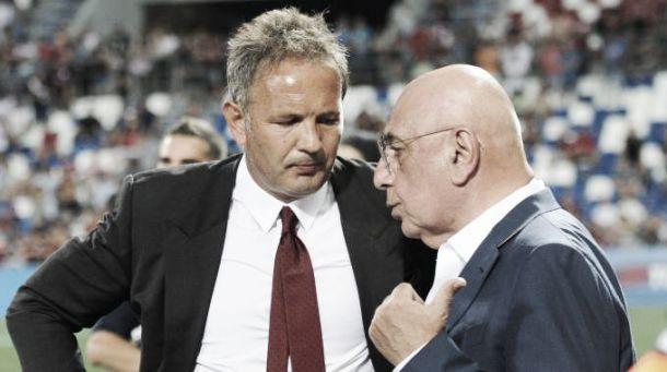 Tutto il Milan sta con Mihajlovic. Giocatori, dirigenza e proprietà dalla parte del serbo