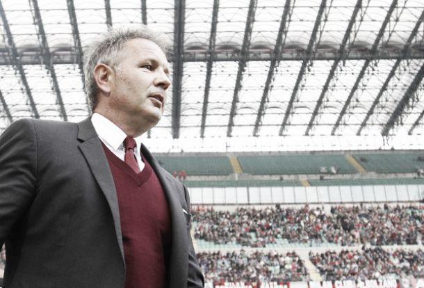 """Mihajlovic: """"Sono io l'allenatore e mi assumo le responsabilità, Niang potrebbe tornare domenica"""""""