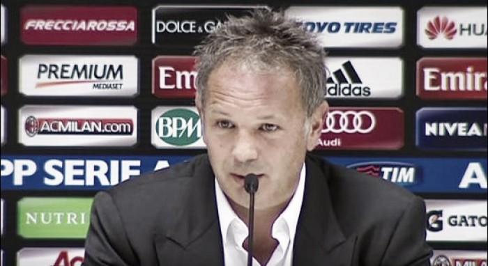"""Mihajlovic: """"Mi aspetto molto da Balotelli e Menez, domani giocano loro"""""""