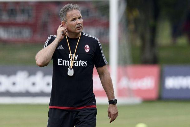 """Milan, Mihajlovic: """"Dobbiamo scendere in campo con la mentalità giusta"""""""