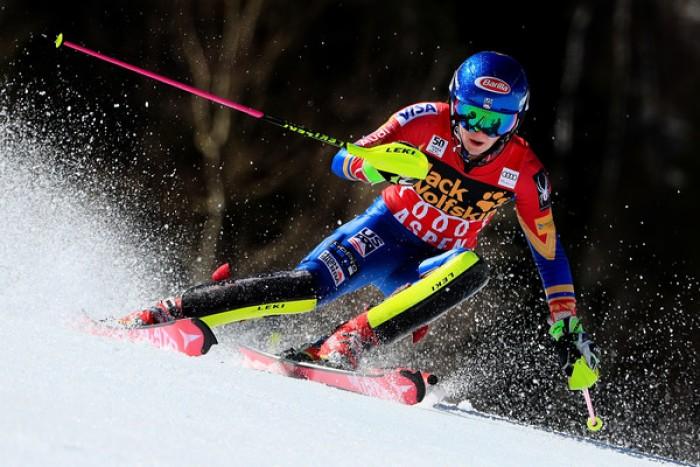 Sci Alpino, Aspen - Gigante femminile, i pettorali di partenza