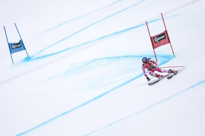 Sci alpino - Shiffrin ancora in testa dopo la prima manche, Brignone quarta