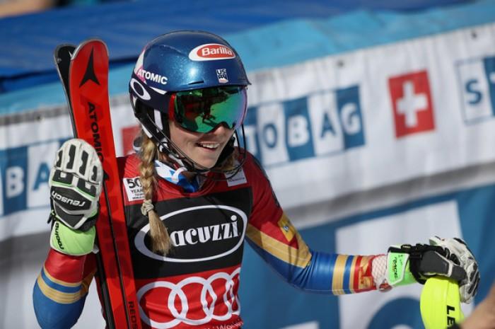 Sci Alpino, Aspen - Slalom femminile: i pettorali di partenza