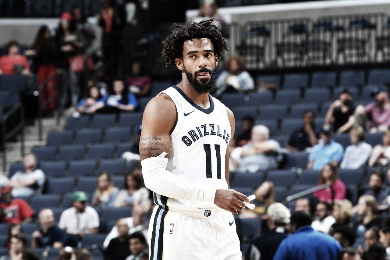 Memphis Grizzlies troca Mike Conley por Kyle Kover e mais dois jogadores com Utah Jazz