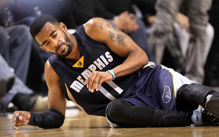 NBA - Tegola per i Grizzlies, Mike Conley fuori sei settimane