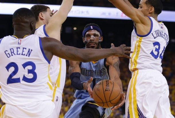Masked Valuable Player: Conley Leads Grizzlies To Game 2 Win