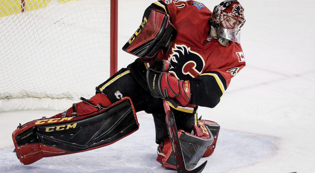 Calgary Flames: Mike Smith may be gone