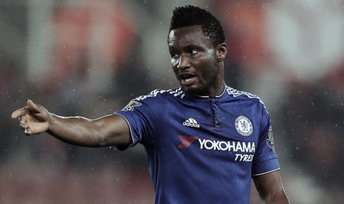 "Mikel hints at ""lack of belief"" by Mourinho"