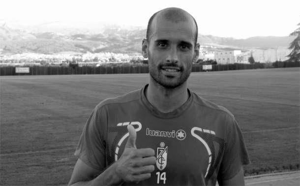 """Mikel Rico se despide de la afición en una carta: """"Gracias Granada"""""""