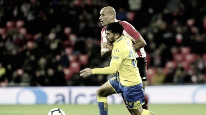 Athletic Club - UD Las Palmas, puntuaciones del Athletic Club, jornada 23 Liga Santander