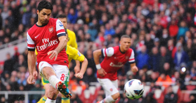 Arsenal s'est fait désirer