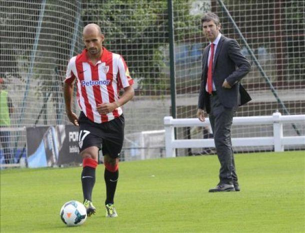 Plantilla del Athletic 2013-2014: Mikel Rico