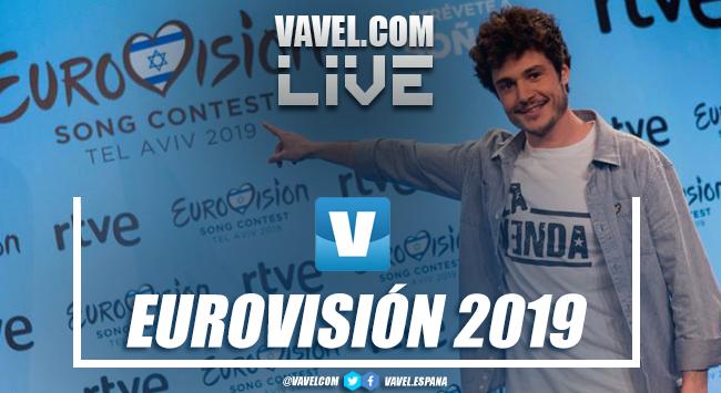 Resultados Gran Final de Eurovisión 2019