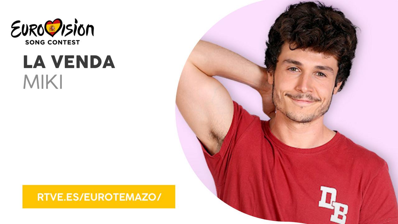 GUÍA VAVEL Eurovisión 2019: Miki Núñez y La Venda