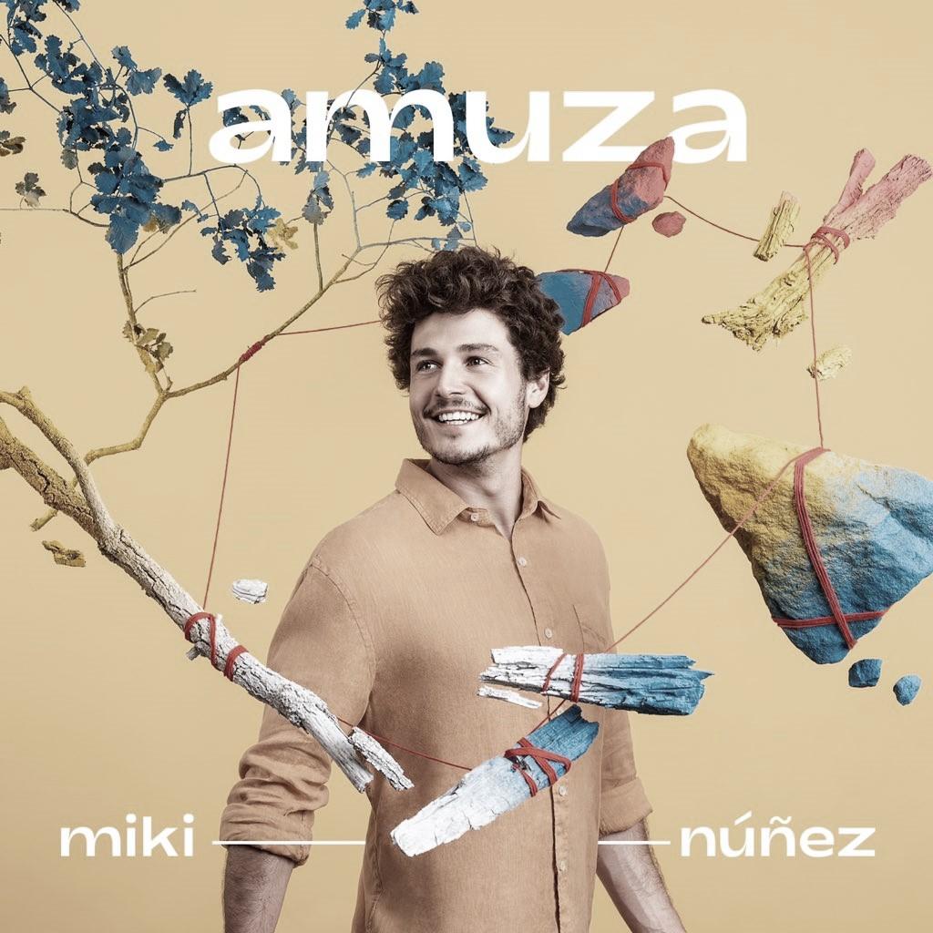 Amuza, el primer disco de Miki Núñez