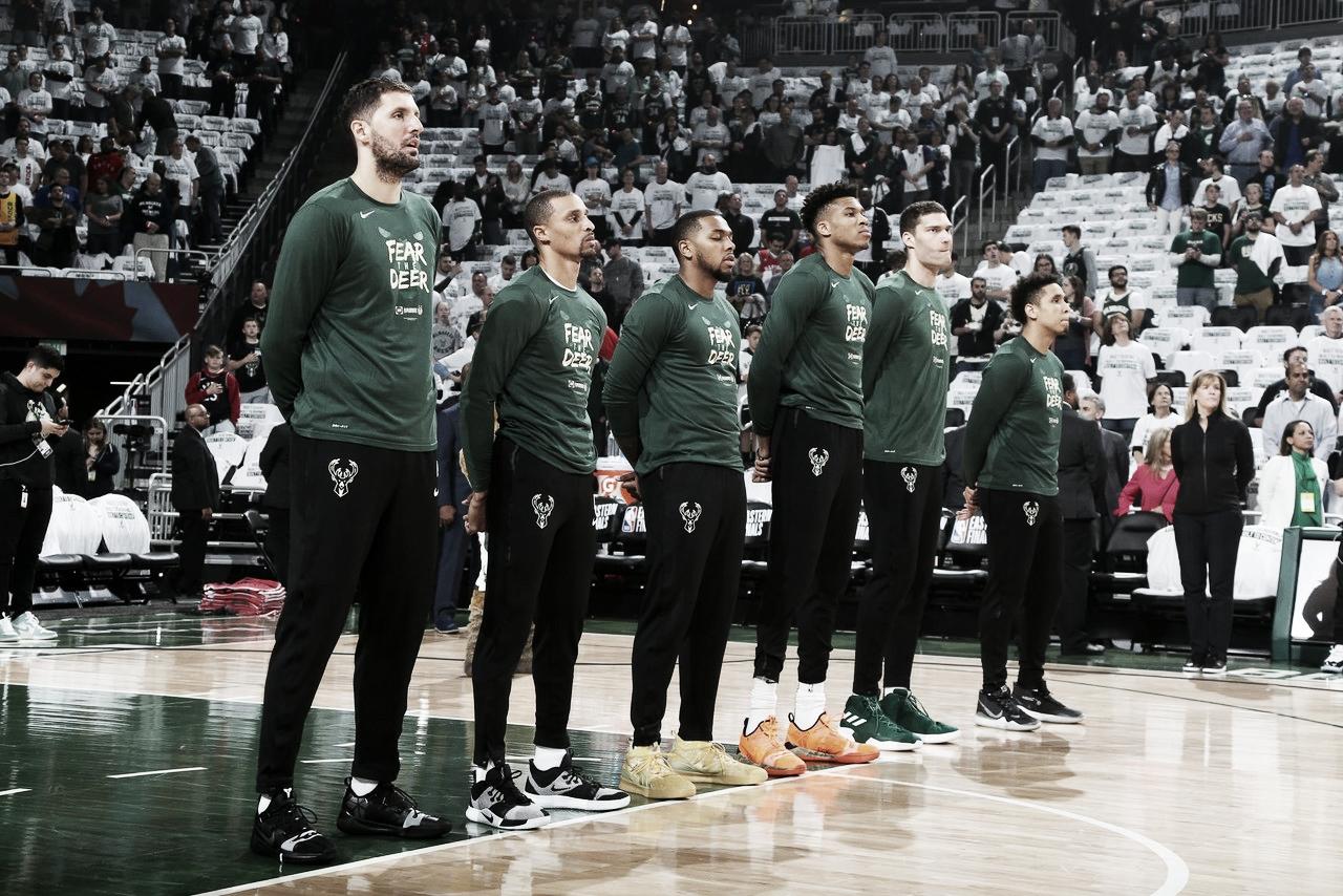 Playoffs NBA: Milwaukee dio el primer paso en las finales del Este