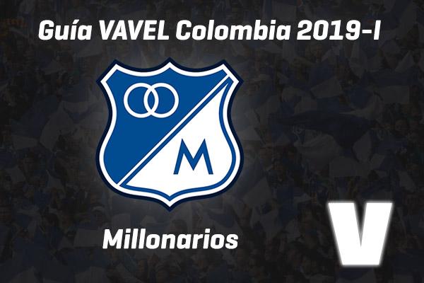 Guía VAVEL Liga Águila 2019-I: Millonarios