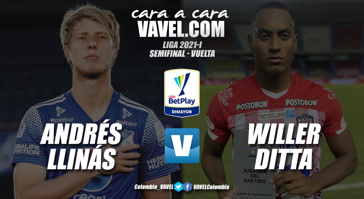 Cara a Cara: Andrés Llinás vs Willer Ditta