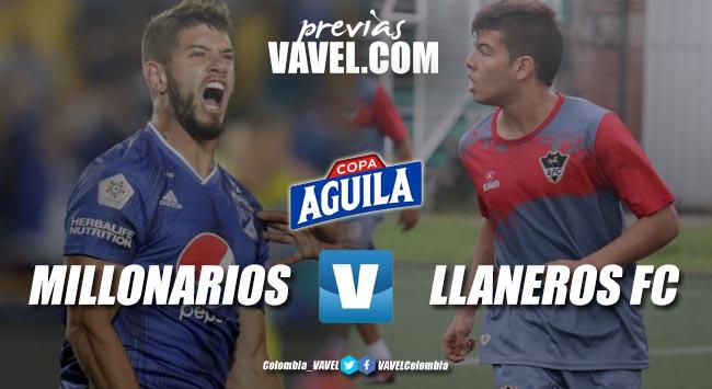 Previa Millonarios vs Llaneros: a consolidarse también en la Copa Aguila