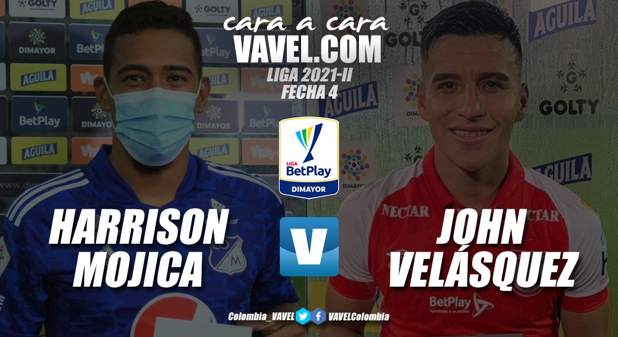 Cara a Cara: Harrison Mojica vs John Velásquez