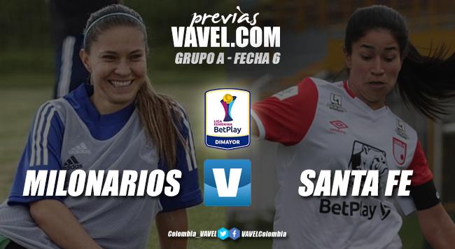 Previa Millonarios vs. Independiente Santa Fe: el duelo que nadie quiere perder