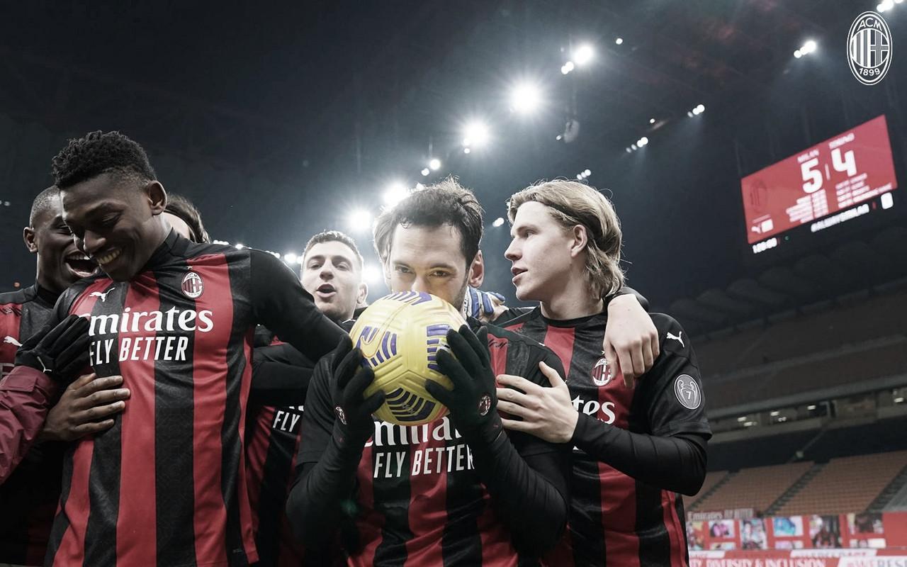 Milan supera jogo fraco e elimina Torino da Coppa Italia nos pênaltis