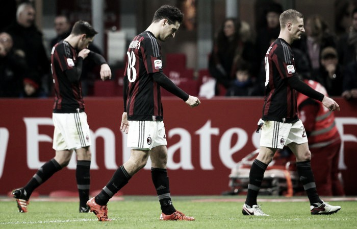 The Rossoneri: A downtrodden dynasty