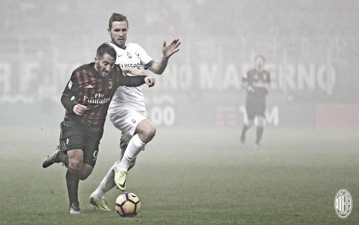 Milan-Atalanta, oltre il punto a testa. I limiti del centrocampo di Montella