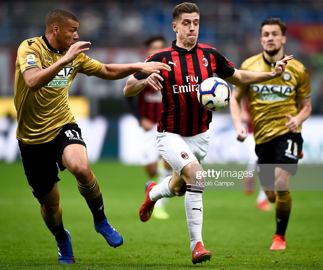 AC Milan vs Udinese Preview: Hosts starting race for Champions League spots